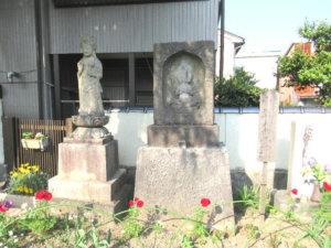 馬頭観世音菩薩像