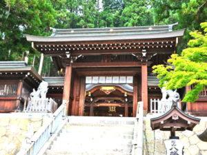 櫻山八幡宮社殿