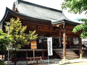 飛騨国分寺本堂