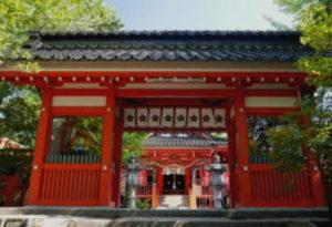 金澤神社拝殿