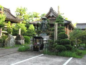 総持寺弘法大師像