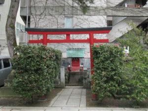安江八幡宮稲荷社