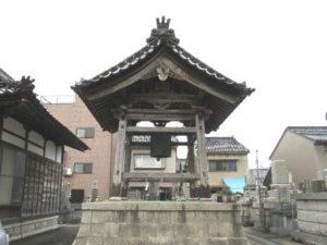 大泉寺 鐘堂