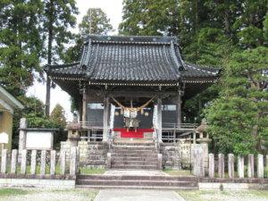 宮津八幡宮 社殿