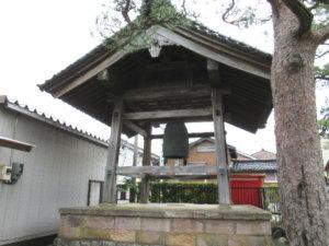 西願寺鐘つき堂