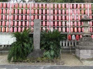 瀬戸神社の社標
