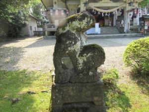 鎌倉時代の狛犬