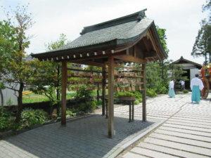 越中稲荷神社 絵馬堂