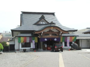 成田山富山分院富栄寺 本堂