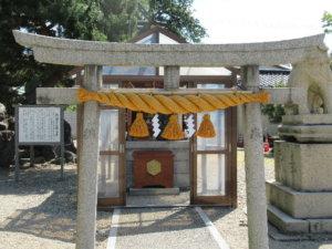 岩瀬諏訪神社 大黒殿