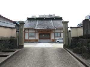 本陽寺お堂