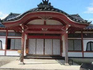 円隆寺お堂
