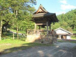 法福寺鐘突き堂