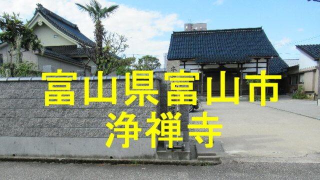 浄禅寺アイキャッチ画像