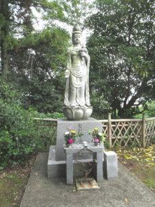 吉祥寺聖観音菩薩像