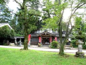 金城寺全景