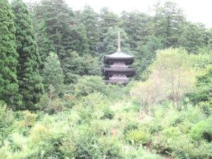 国泰寺利生塔
