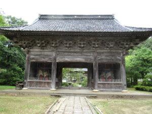国泰寺山門