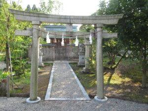 櫛田神社境内社