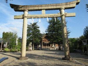 櫛田神社社殿