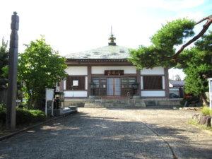 蓮王寺本堂