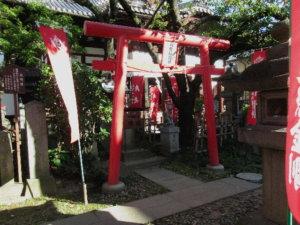 西光寺 玉取稲荷神社