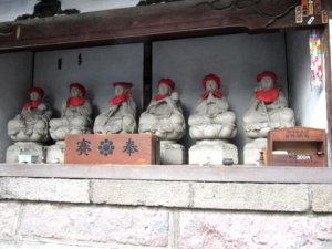 西光寺六地蔵尊