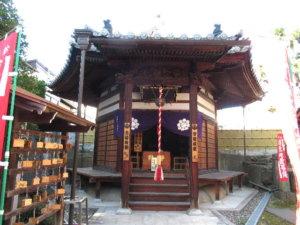 西光寺大師堂