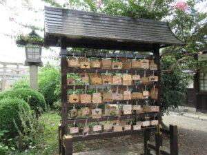 先宮熊野神社絵馬