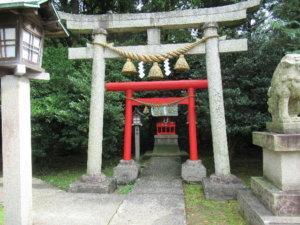 先宮熊野神社境内社