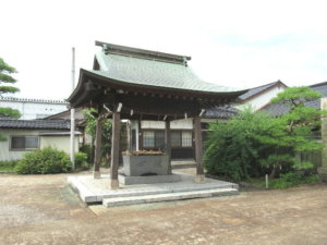 先宮熊野神社手水舎