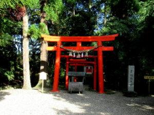 高瀬神社稲荷社