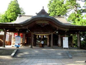高瀬神社社殿