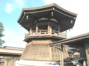 徳城寺鐘楼堂