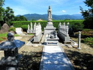 長興寺境内像
