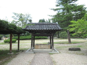 瑞泉寺手水舎