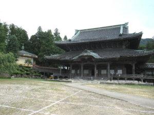 瑞泉寺太子堂