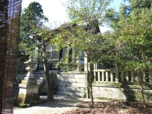 下村加茂神社本殿