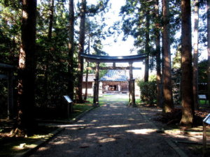 下村加茂神社二の鳥居