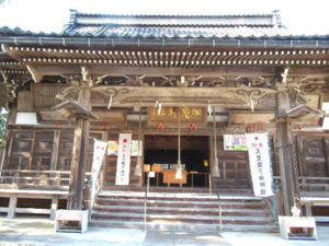 下村加茂神社社殿