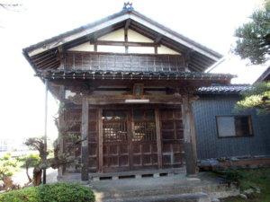 高徳寺観音堂