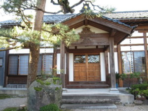 高徳寺お堂