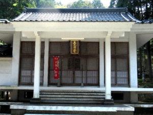 護國寺五大力堂