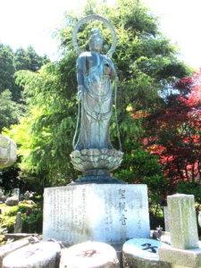 護國寺聖観音像